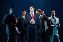 What Young Wall Streeters See in 'American Psycho The Musical'