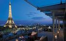 Hotel suites with spectacular views
