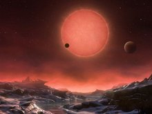 3 Earth-like planets orbiting nearby star could have life, water | Video