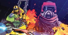 Exclusive: '80s cartoon 'M.A.S.K.' gets comic reboot this fall