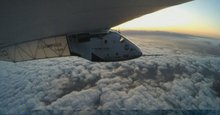 Solar Impulse 2 takes off from San Francisco, heads for Phoenix