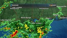 Nicondra: Flash Flood Watch through 7 pm Monday - FOX 8 WVUE New Orleans News, Weather, Sports, Social