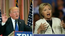 Poll: Americans agree Clinton and Trump headed for a faceoff