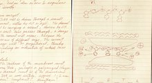 The Sketch That Revolutionized DNA Sequencing