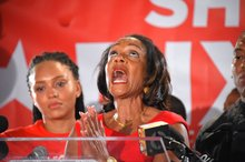 Sheila Dixon campaign awaits final vote totals in Baltimore mayor's race