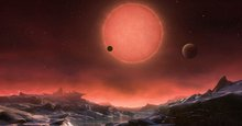 """Potential for life on 3 Earth-like planets found """"only"""" 40 light-years away"""