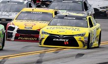 Matt Kenseth angry with Joey Logano again for contact at Talladega