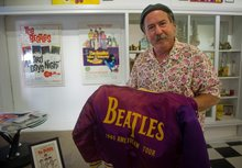 Fitzgerald: Beatlemaniac to display collection