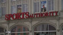 Sports Authority: A thing of the past