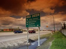 Red Deer's poor air quality report sparks government reaction