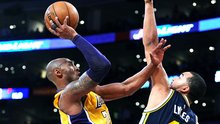 Lakers' win transforms Kobe Bryant's send-off from scripted to spectacular