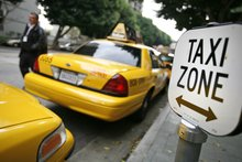 Uber, Lyft have devastated L.A.'s taxi industry as trips plummet, records show