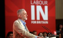 Well done, Jeremy Corbyn, for getting off the fence on Europe
