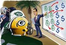 My Dream Life in NFL...Accounting