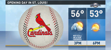 First Alert Weather - Opening Day