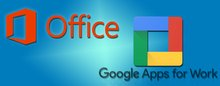 Battle in the Clouds: Google Apps for Work Vs. Office 365
