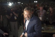 A list of signs Tom Mulcair was doomed this weekend
