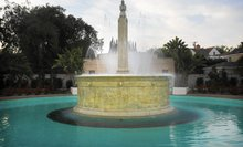 Beverly Hills' renovated Electric Fountain makes a splash