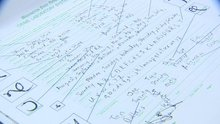 Behind the Scenes: How forensic scientists fight crime by analyzing handwriting