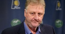 Larry Bird's most telling quotes after not retaining Frank Vogel