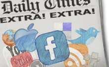 iPad 2, Facebook & Foursquare: This Morning's Top Stories