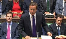 UK riots: Cameron statement and Commons debate - Thursday 11 August 2011