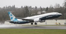 Boeing considering new 737 model to fend off competition