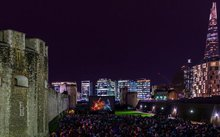 Tower of London moat to become an outdoor cinema