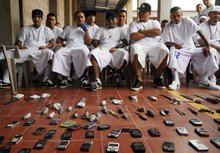For Safety, Or Profits? Inside The Debate Over Contraband Jail Cellphones