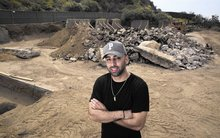 Meet the man behind the idea for a branded basketball court at Runyon Canyon Park