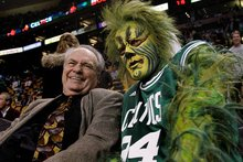 Tommy Heinsohn Is Forever Green