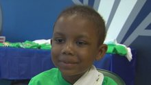Boy Battles Cancer; Helps Others Overcome Adversity