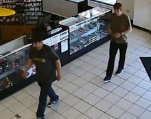 """Police Want Help Identifying Suspects In Drone Theft """" CBS Denver"""