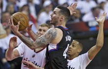 So, who are these Trail Blazers, and where'd the Clippers go?