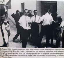 The 50-year-old mystery behind that photo of Lee Harvey Oswald