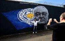 No break for Leicester: Title-winners train after partying