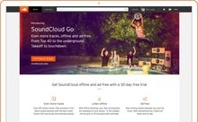SoundCloud turns on ads and Go premium subs in the UK and Ireland