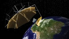 UK satellite contract win to 'weigh' Earth's forests