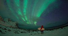 Awesome aurora: Northern lights put on a show