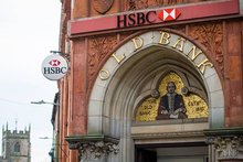 HSBC Earnings Hit by Market Volatility