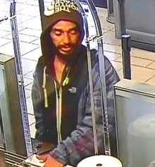 Suspect Arrested In Chase Bank Branch Robbery