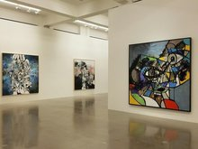 Review: George Condo at Sprüth Magers Gallery