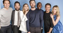 Waging 'Civil War' is a team effort for 'Captain America' crew