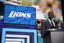 Lions look for skill players on 3rd day of NFL draft - HDR   Hickory Daily Record : Ap