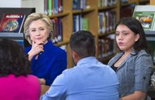 The inside story of how Hillary Clinton changed the election on visit to Rancho High