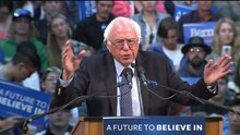 More than $100 million raised by Sanders since January