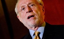 Wolf Blitzer of CNN, the dullest journalist in the world.