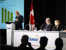 Varcoe: Big contrast in meetings as oil giants grapple with price rollercoaster