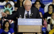 Sanders and dissing the Deep South