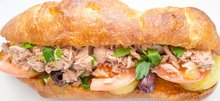 We Need to Talk About the Tuna Fish Sandwich at Breads Bakery